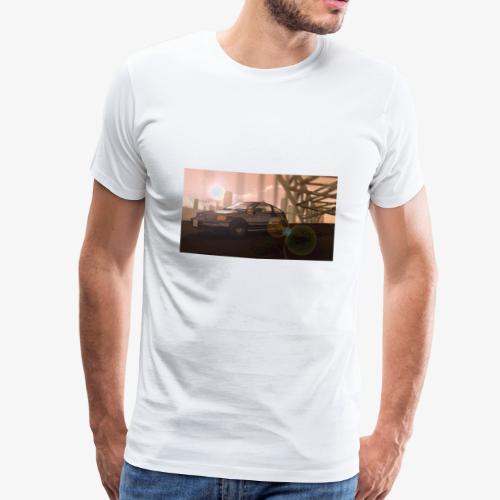 Sunset Drive - Männer Premium T-Shirt