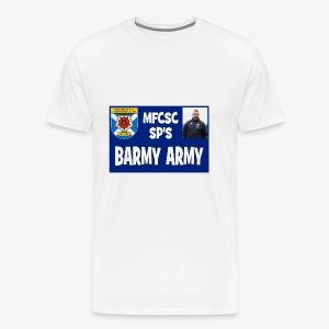 Barmy Army - Men's Premium T-Shirt