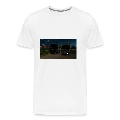 ETS 2 MP - Männer Premium T-Shirt