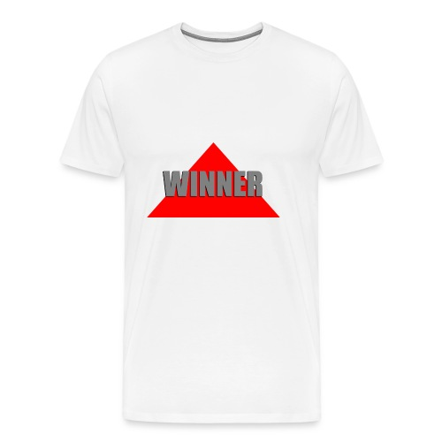 Winner, by SBDesigns - T-shirt Premium Homme