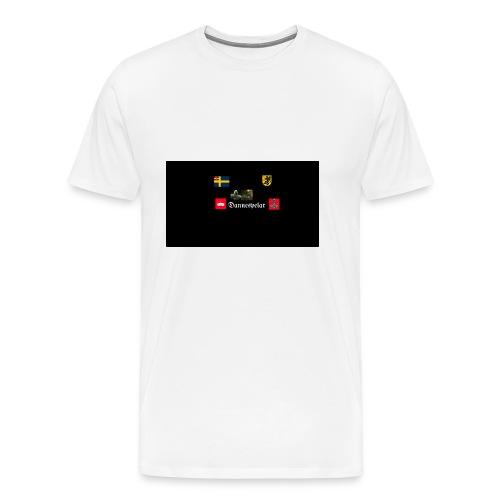 Nya Profilen - Premium-T-shirt herr