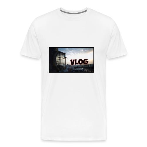 Vlog - Men's Premium T-Shirt