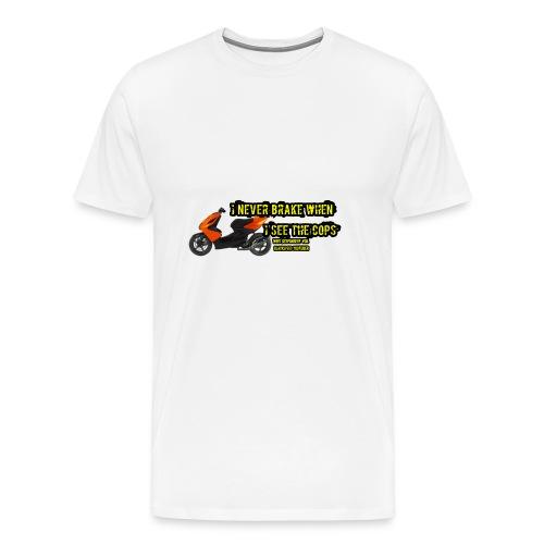 Der beste Spruch von BLACKSPEED - Männer Premium T-Shirt