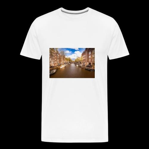 Amsterdam Style 2 - Männer Premium T-Shirt
