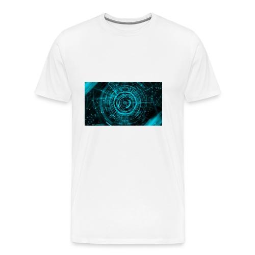 Keepi v1 - Männer Premium T-Shirt