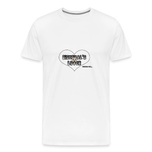 THELOVER ''BISEXUAL's LOVER(BISEXUAL GIRL...)'' - T-shirt Premium Homme