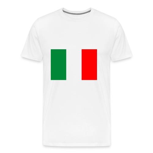 bandieraITA - Maglietta Premium da uomo