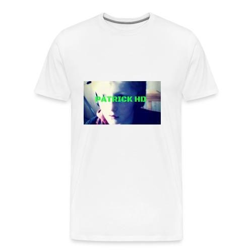 PATRICK HD - Mannen Premium T-shirt