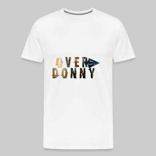 Over Donny [Arrow Version] - Maglietta Premium da uomo