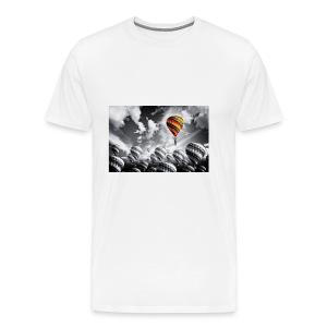 verschillend - Mannen Premium T-shirt