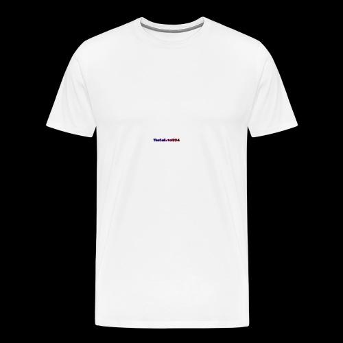 Mein Logo - Männer Premium T-Shirt