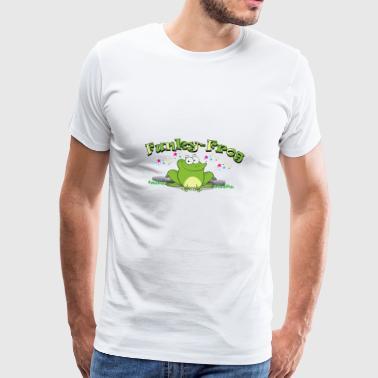 Funky Sammakko - Funky sammakko - Miesten premium t-paita