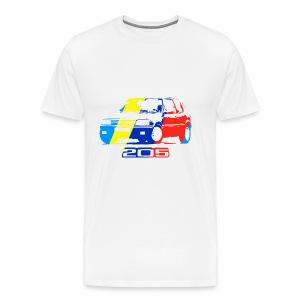 illustration 205 v1 - T-shirt Premium Homme