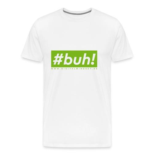 #buh! - Männer Premium T-Shirt