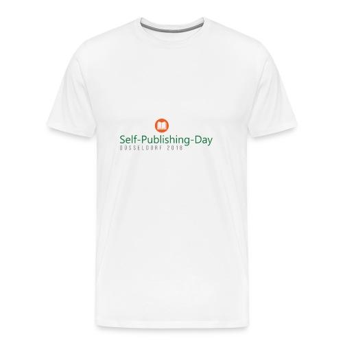 Self-Publishing-Day Düsseldorf 2018 - Männer Premium T-Shirt