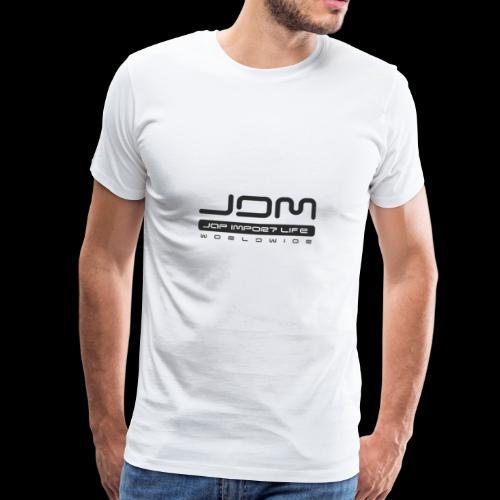 JDM import WRC style - Men's Premium T-Shirt