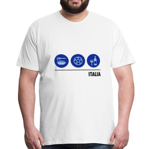Circles - Italia - Men's Premium T-Shirt