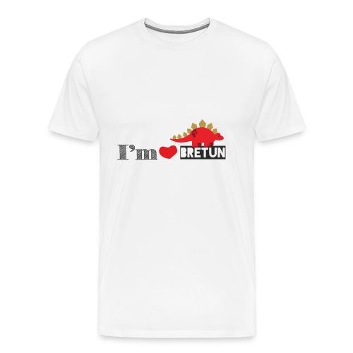 bretun negro - Camiseta premium hombre