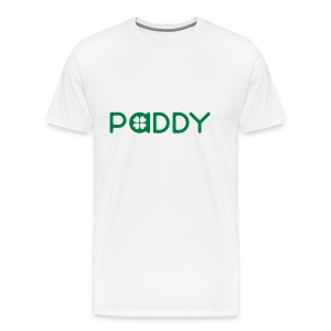 Paddy - Personnalisable - T-shirt Premium Homme
