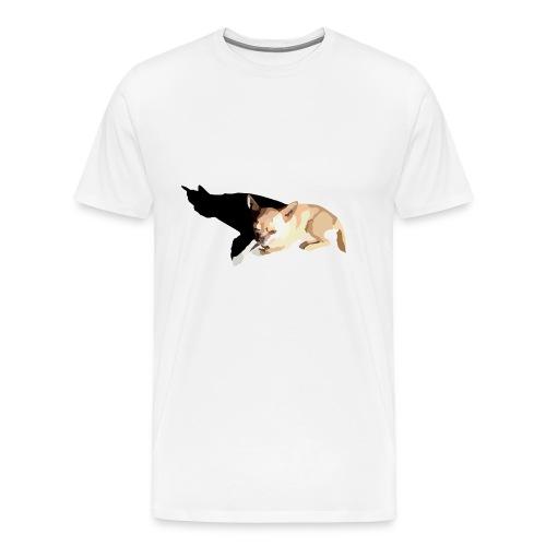 polygonpuppy - Miesten premium t-paita