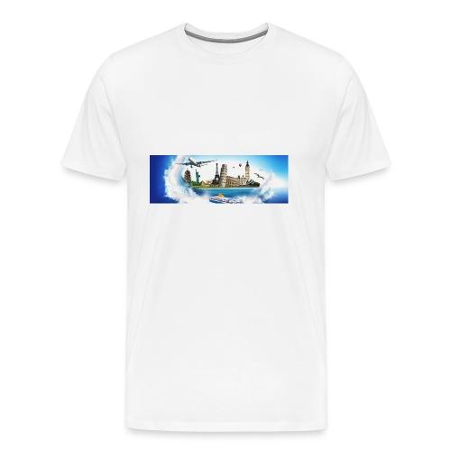 Tazza Viaggi Non Solo - Maglietta Premium da uomo