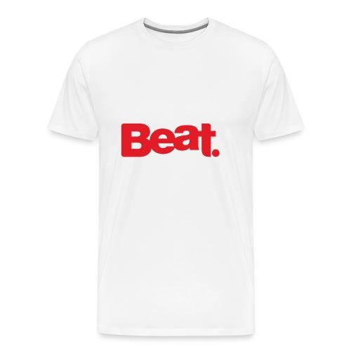 Beat Mug - Men's Premium T-Shirt