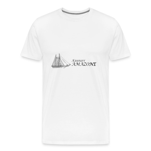 vessel-png - Miesten premium t-paita