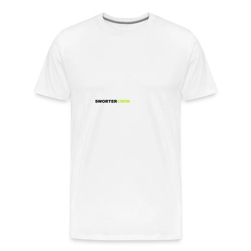 SWORTERCREW - Männer Premium T-Shirt