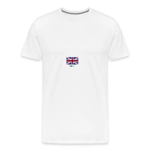Rangers. Mot My design someone asked for it - Men's Premium T-Shirt