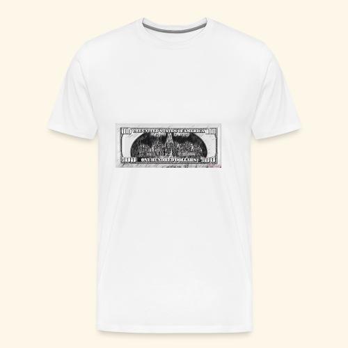 Dollar (Scam) - Männer Premium T-Shirt
