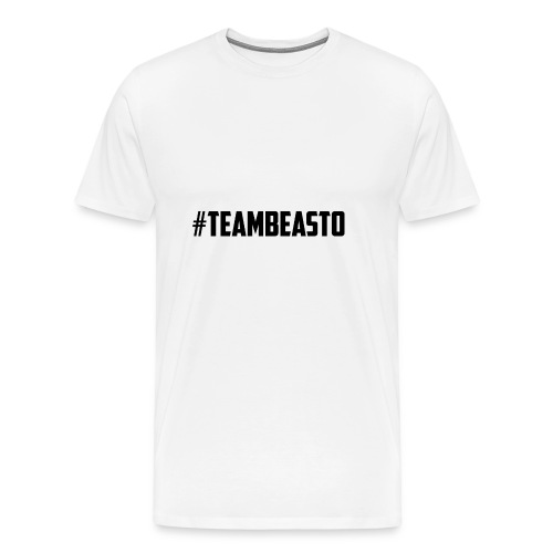 #TeamBeasto Black Best Sellers - Men's Premium T-Shirt