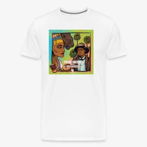 Zolo Grooves - Philou Louzolo - Men's Premium T-Shirt