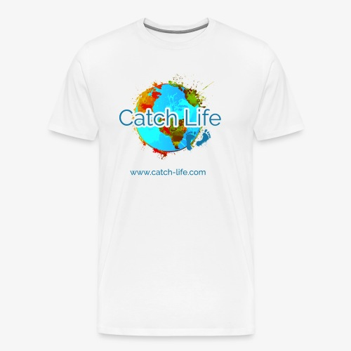 Catch Life Color - Men's Premium T-Shirt