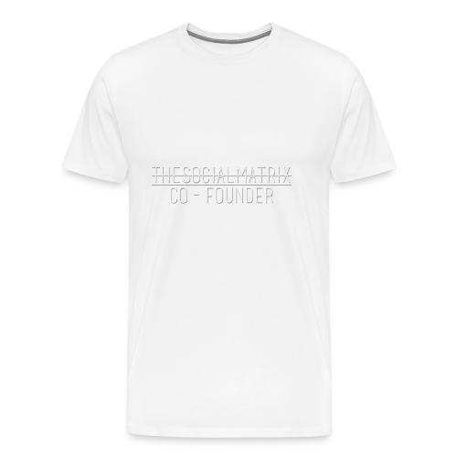 JAANENJUSTEN - Mannen Premium T-shirt
