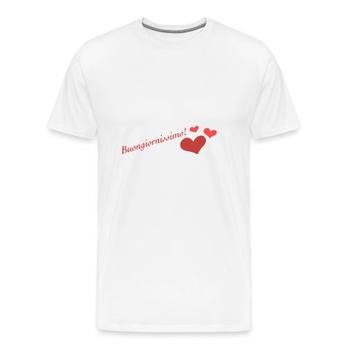 IMG 0649 - Maglietta Premium da uomo