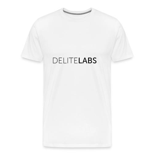 DELITELABS T-shirt - Men's Premium T-Shirt
