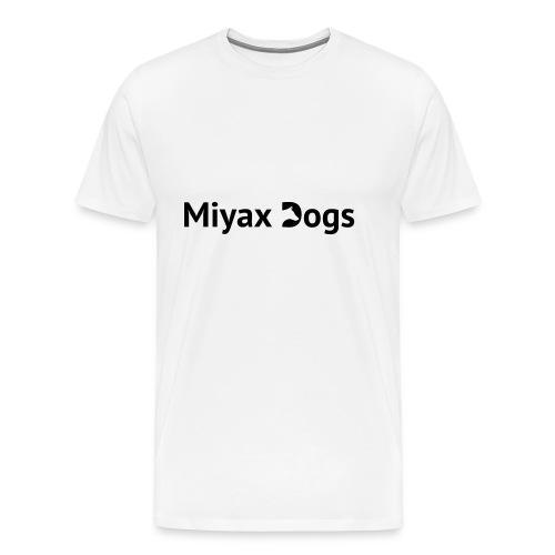 Miyax Logo - Men's Premium T-Shirt