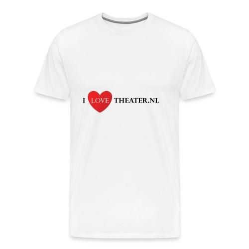 Hoes - Mannen Premium T-shirt