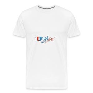 L´Unité le Mag - T-shirt Premium Homme
