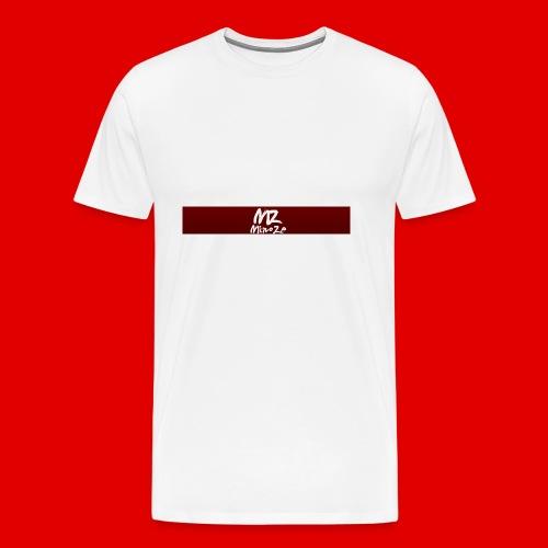 MinoZe T-Shirt - Premium-T-shirt herr
