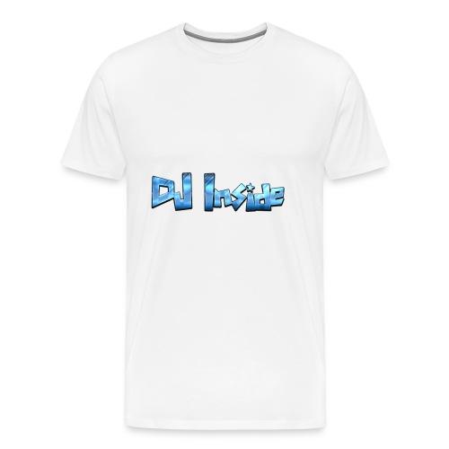 Cool Text DJ Inside 275586748159816 - Männer Premium T-Shirt
