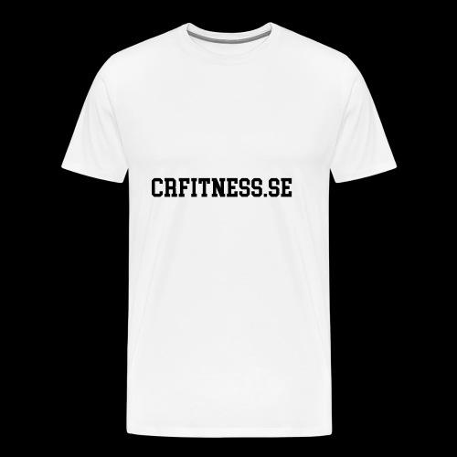 CRfitness Web - Premium-T-shirt herr