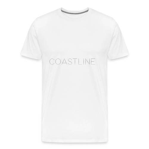 Coastline Hoodie 2colored (unisex) - Premium-T-shirt herr
