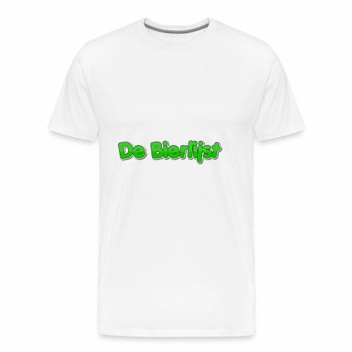 De Bierlijst - Mannen Premium T-shirt
