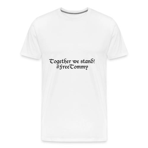 Free Tommy - Männer Premium T-Shirt