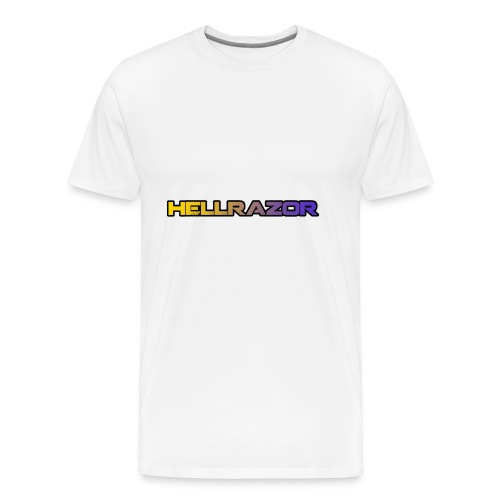 Hellrazor MK5 - Maglietta Premium da uomo