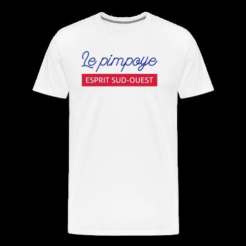 Le pimpoye - T-shirt Premium Homme