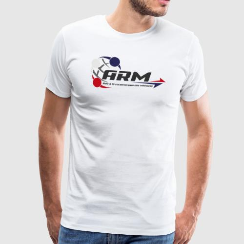 ARM OFFICIEL - T-shirt Premium Homme