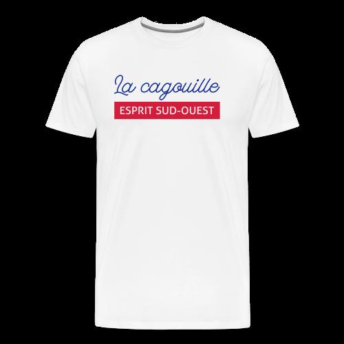 La cagouille - T-shirt Premium Homme