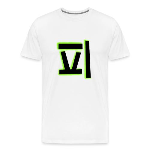 gr--nare_swezo - Premium-T-shirt herr